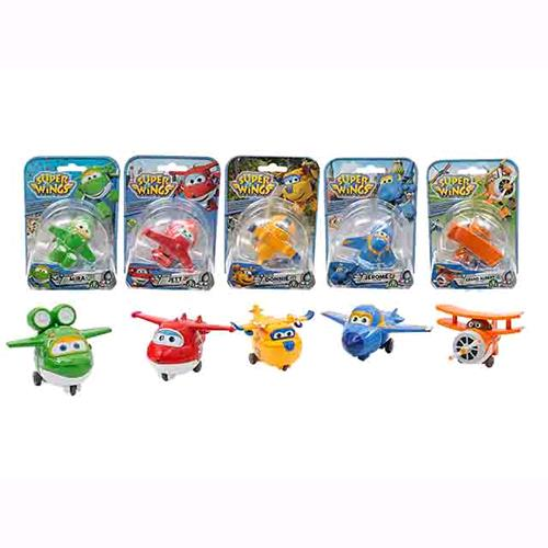SUPER WINGS PERS.DIE CAST UPW55000