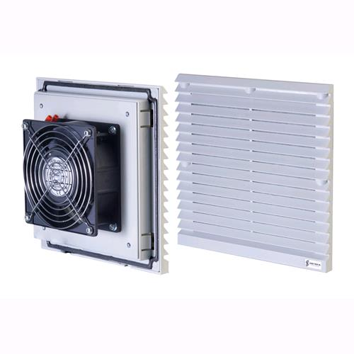 Techly Professional Ventilatore mm. 148.5x148.5 - IP54