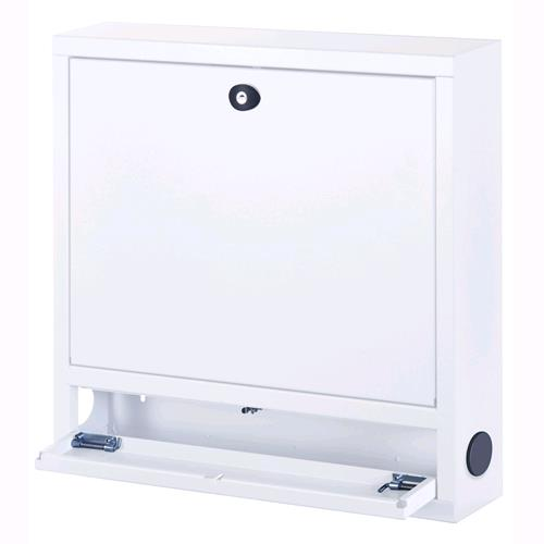 Techly Professional Box di Sicurezza per Notebook e Accessori per LIM Basic Bianco RAL 9016
