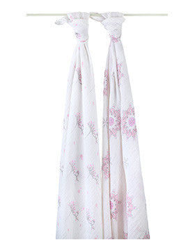 aden + anais for the birds classic muslin collection 2 pack