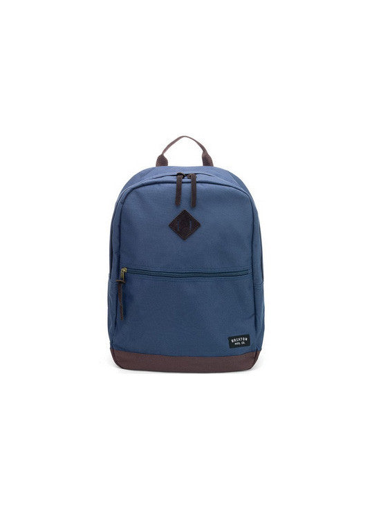 Brixton Carson Backpack / Navy Brown