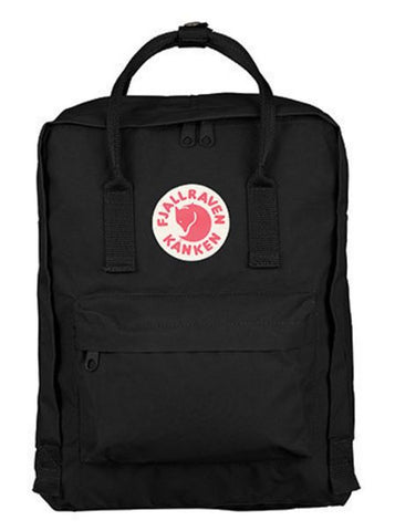 KANKEN Backpack Black