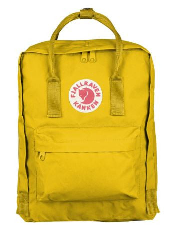 KANKEN Backpack  Warm Yellow