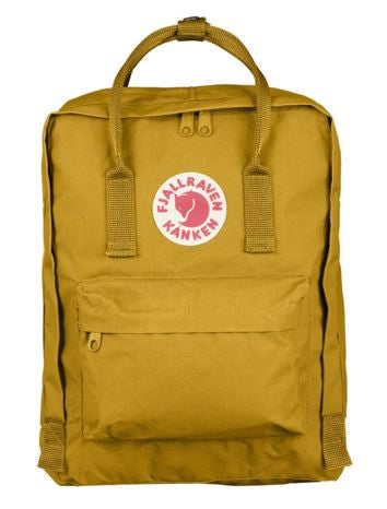 KANKEN Backpack Ochre