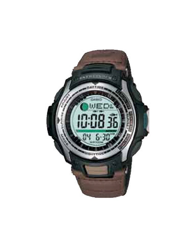 CASIO G SHOCK Fishing Watch with Vibration PAS400