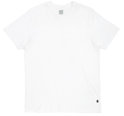 HUF: 3 PACK TEE WHITE