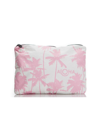 Aloha Collection: mid-size Coco Palms, cotton candy print