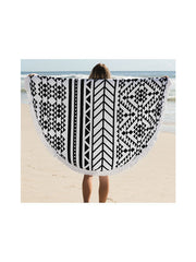 The Beach People Towel / Aztec