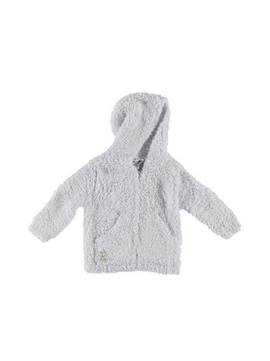 Barefoot Dreams Cozychic® Toddler Hoodie / Blue