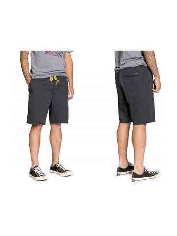 Brixton Madrid Short / Black