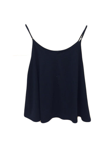 Libllis Dip Die Cami Top / Black