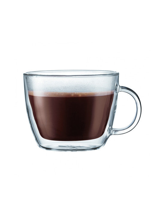 Bodum Bistro 2 pcs café latte cup Double Wall / 0.45 l / 15 oz