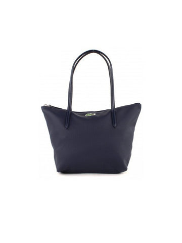 Lacsote L.12.12 Concept Medium Zip Tote Bag / Eclipse