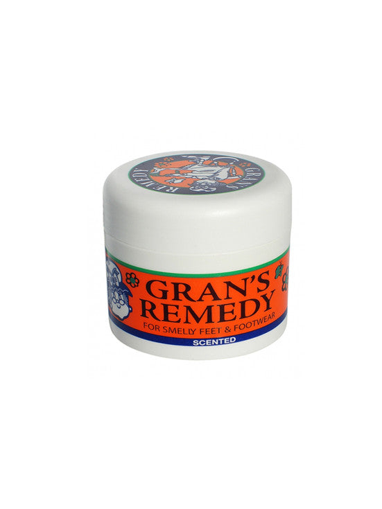 Gran's Remedy Scented Powder with Citrus Plaisir