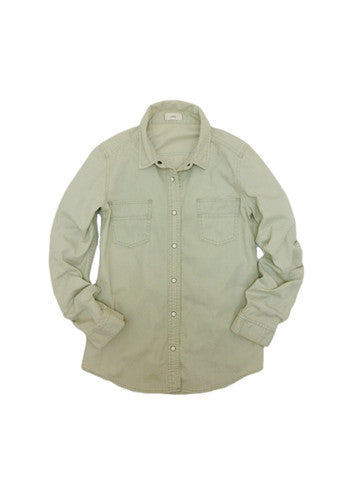 Libllis Denim Shirt in Light Blue