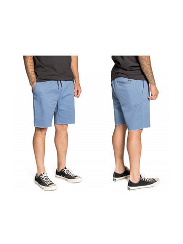 Brixton Madrid Short / Light Blue