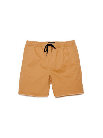 Brixton Madrid Short / Gold