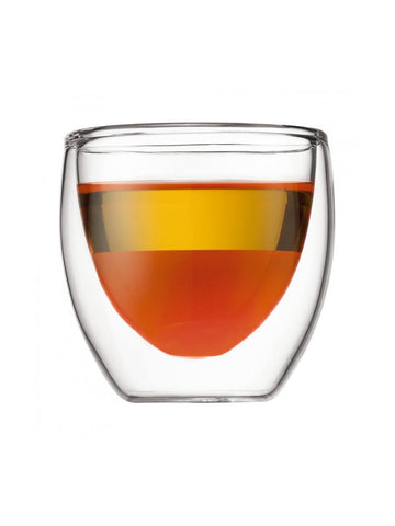 Bodum Pavina Glass Double Wall Extra Small / 0.08 l / 2.5 oz