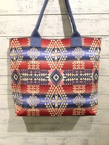 Pendleton: Canyonlands Canvas Tote
