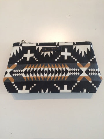 Pendleton: Spider Rock Cosmetic Bag/Black