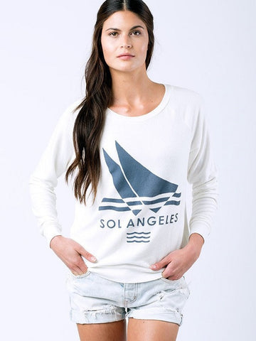 Sol Angeles: SOL REGATTA PULLOVER