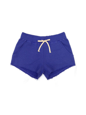 Libllis sweat shorts / blue