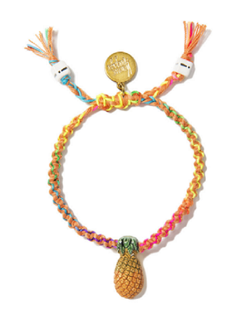 VENESSA ARIZAGA:PINEAPPLE OF MY EYE BRACELET