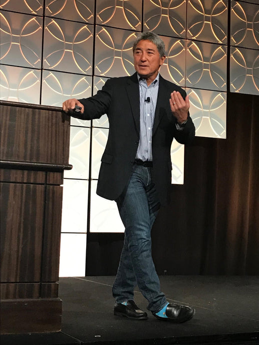 Guy Kawasaki Joins MERGE4 as Official Brand Ambassador