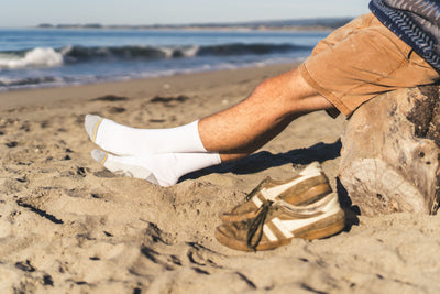 MERGE4 Launches Line of REPREVE® Recycled Plastic Bottle Socks