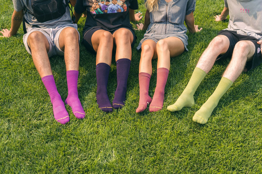 The best holiday compression socks keep your feet from swelling and help with circulation.