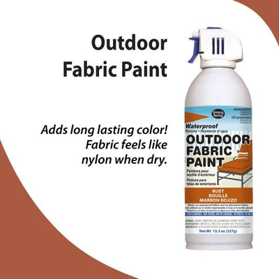 Outdoor Fabric Paint
