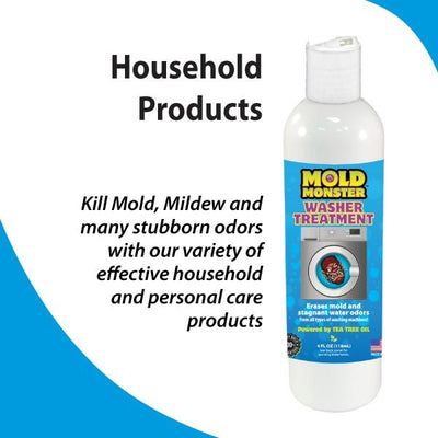 All Natural Mold Monster- Odor Eliminator