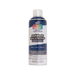 Color Shot Outdoor Navy Upholstery Spray (8 oz. cans)