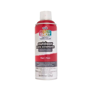Color Shot Outdoor Red Upholstery Spray (8 oz. cans)