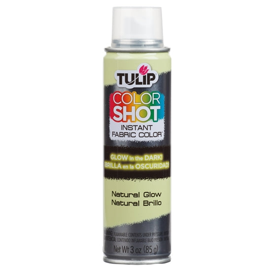 Tulip Color Shot Natural Glow (3 oz can)