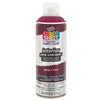 Color Shot Wine (Burgundy) Upholstery Fabric Paint (8oz Can)