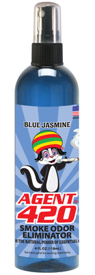 Agent 420 (4oz. Bottle) Blue Jasmine