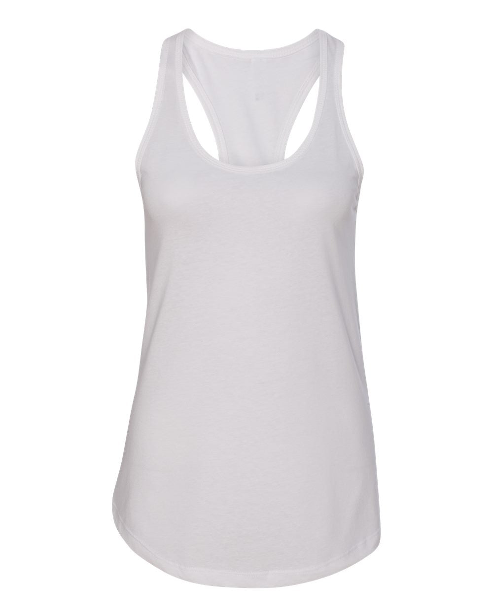 Women's White Tanks