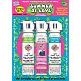 Summer Of Love Fabric Spray Kit