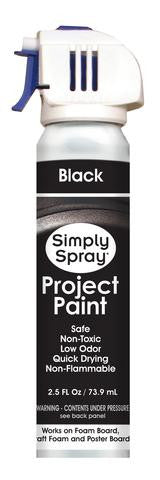 Black Project Paint 2.5 oz