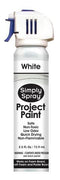 White Project Paint (2.5oz Can)