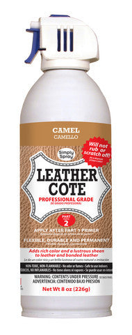 Camel Leather Dye Cote
