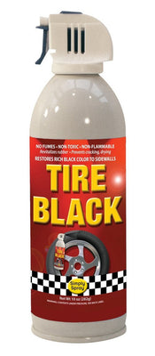 Tire Black (10oz Can)