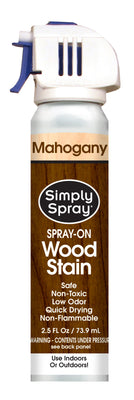Mahogany Wood Stain (2.5oz Can)