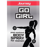 Go Girl Journey 3.5oz Spray