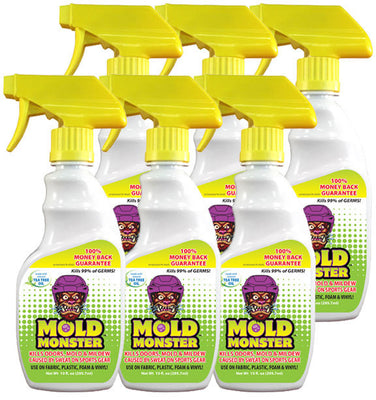 Mold Monster Spray - 6 pack