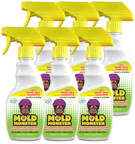 Mold Monster Spray - 6 Pack (10oz each)