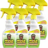 Mold Monster Outdoor Spray - 6 Pack