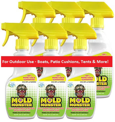Mold Monster Outdoor Spray - 6 Pack (10oz each)