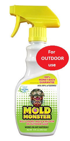 Mold Monster Outdoor - 10oz Spray